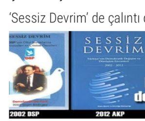 AKP'NİN BİTMEYEN İNTİHALLERİ!