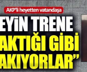"""MİLLETİN HİZMETKÂRLARI""NDAN MİLLETE HAKARET!"