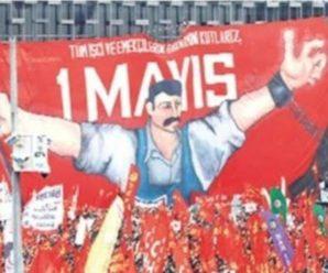 """TAKSİM, BİR GÜN """"1 MAYIS ALANI"""" OLACAK!"""